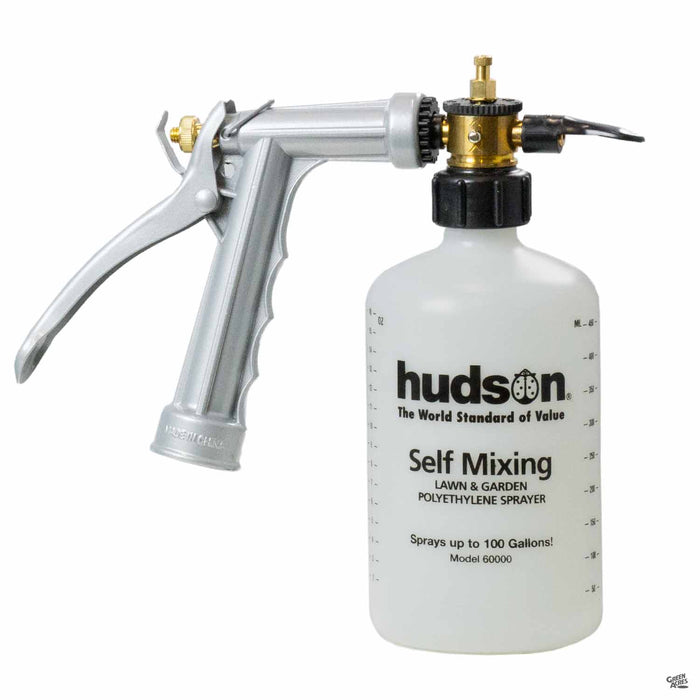 Hudson Self Mixing Hose End Sprayer Assembled