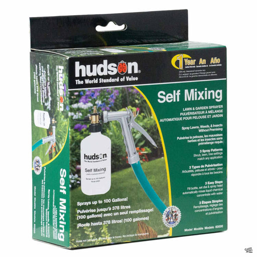 Hudson Self Mixing Hose End Sprayer