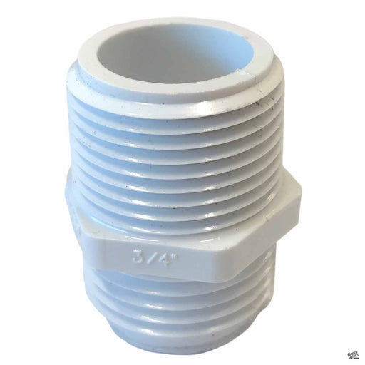 Hose Fitting 3/4 inch Male x 3/4 inch MPT