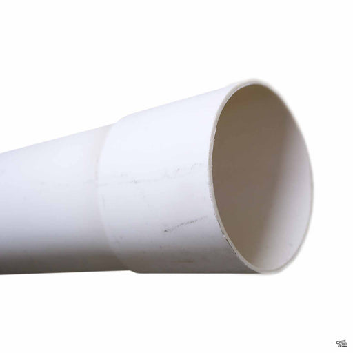 Rigid Solid Drain Pipe 3 inch by 10 feet