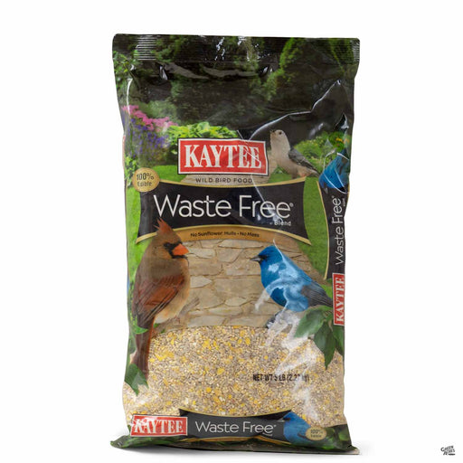 Kaytee Waste Free Blend Bird Seed 5 pounds