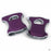 Kneelo Knee Pads Plum