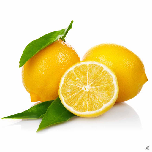 Lemon 'Improved Meyer' fruit