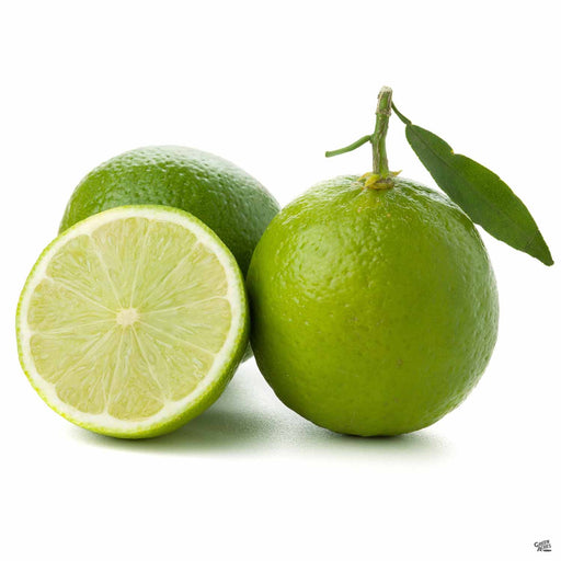 Lime 'Bearss' fruit