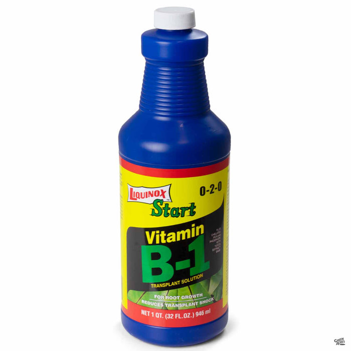 Liquinox Start Vitamin B-1 32 ounce concentrate