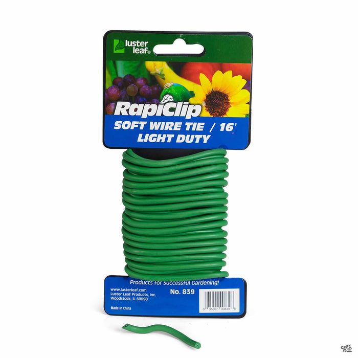 RapiClip Soft Wire Tie Light Duty 16 feet