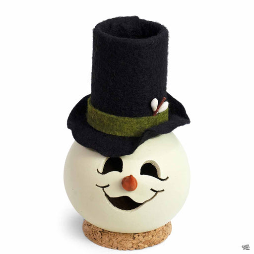 Meadowbrooke Gourds Meadowbrooke Snowman Head