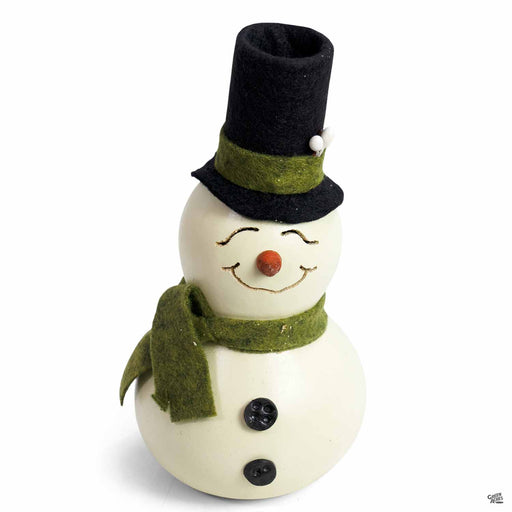 Meadowbrooke Gourds Snowman Small Boy