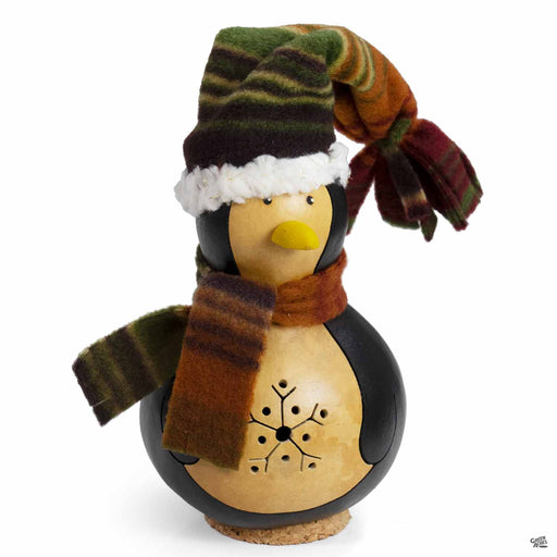 Meadowbrooke Gourds Tux Penguin Miniature