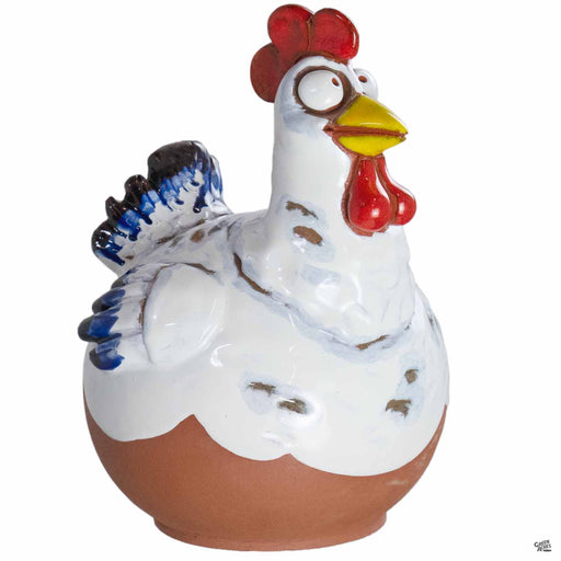Ceramic Chicken