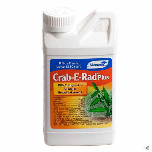 Monterey Crab-E-Rad Plus 1 pint concentrate