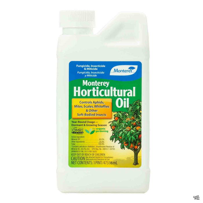 Monterey Horticultural Oil Pint Concentrate