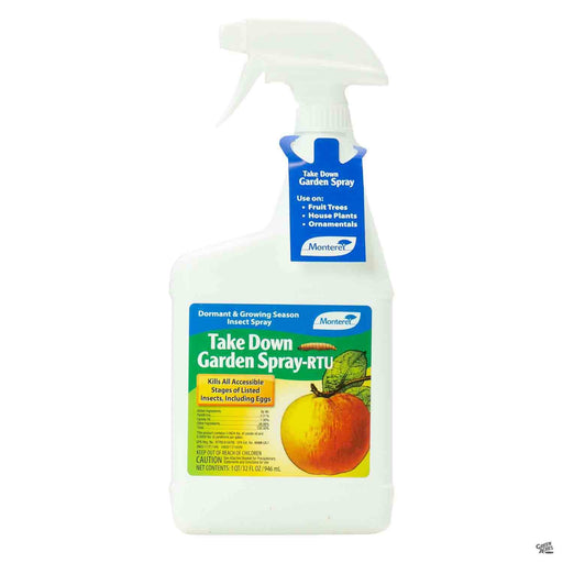 Monterey Take Down Spray Quart Ready To Use