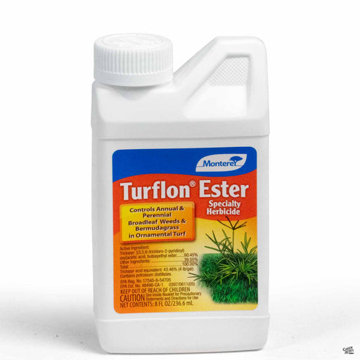 Monterey Turflon Ester Specialty Herbicide 8 ounce concentrate
