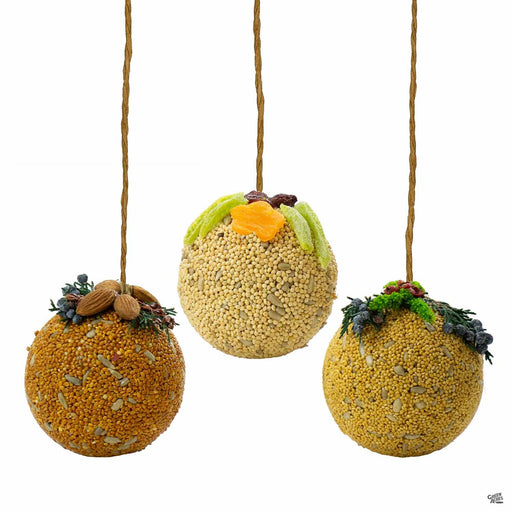 Mr Bird Fruit Ball Trio