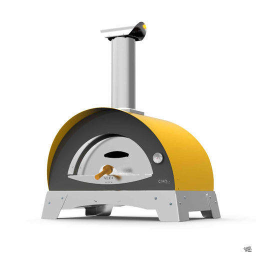 CIAO Pizza Oven Yellow