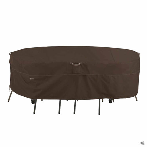 Madrona Furniture Cover for a Patio Table and 6 Chairs