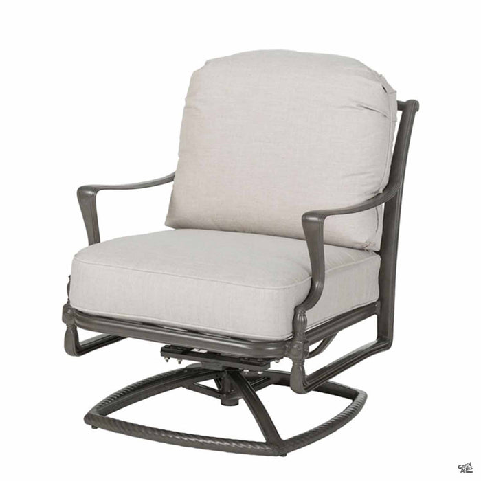 Gensun Bel Air Cushion Swivel Rocking Lounge Chair