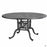 Grand Terrace Round Dining Table 54 inch by Gensun