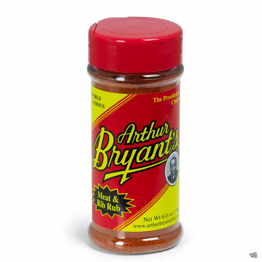 Arthur Bryant's Meat and Rib Rub 6 ounce
