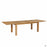 Hyannis Rectangular Extension Dining Table - 39 inch x 82 inch x 118 inch