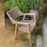 Algarve Spencer Dining Collection Chair by Kingsley Bate