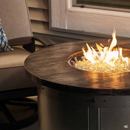 Edison Fire Pit Table