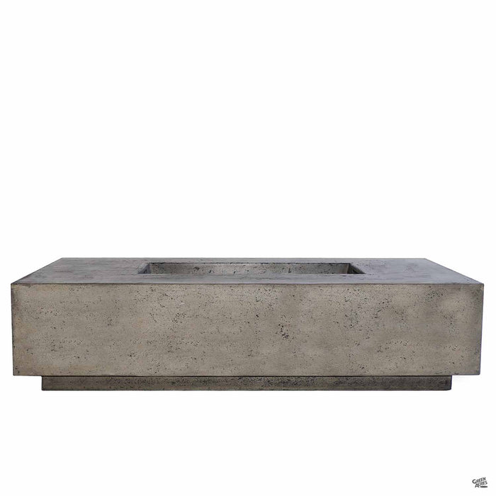 Rectangular Tavola Fire Table