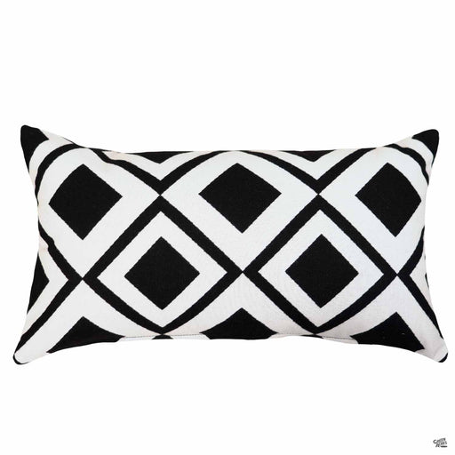 Lumbar Pillow in Savvy Onyx