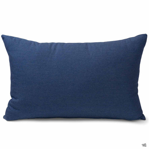 Lumbar Pillow in Spectrum Indigo
