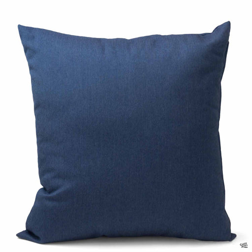 Pillow in Spectrum Indigo
