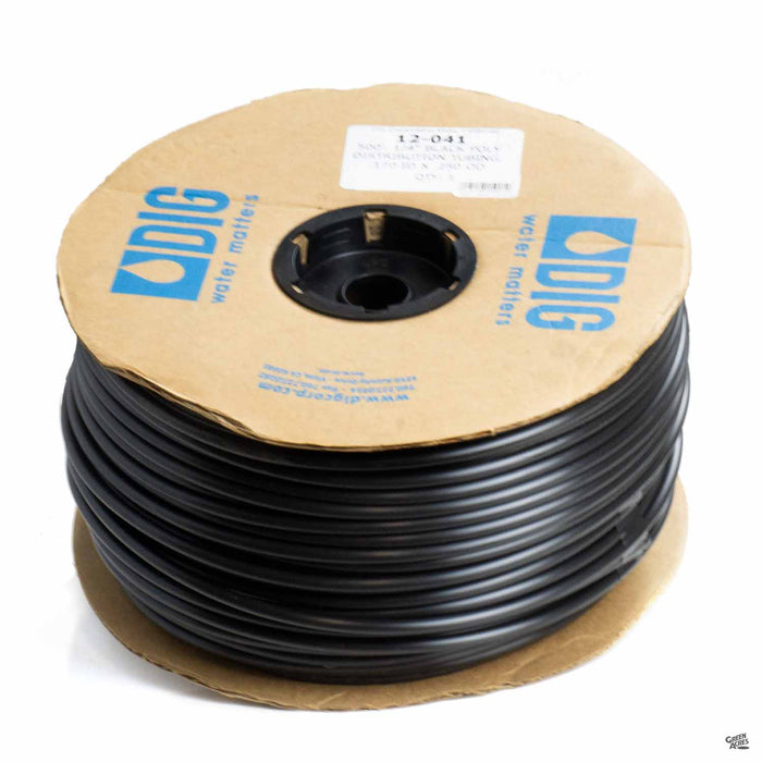 Poly Tubing, Quarter inch by 500 feet