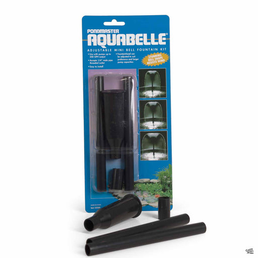 Pondmaster Aquabelle Adjustable Mini Bell Fountain Kit