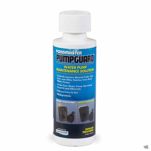 Pondmaster PumpGuard Water Pump Maintenance Solution 4 ounce