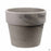 German Basalt Clay Calima Pot 11 inch tall by 9.25 inch wide