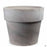 German Basalt Clay Calima Pot 13.75 inch