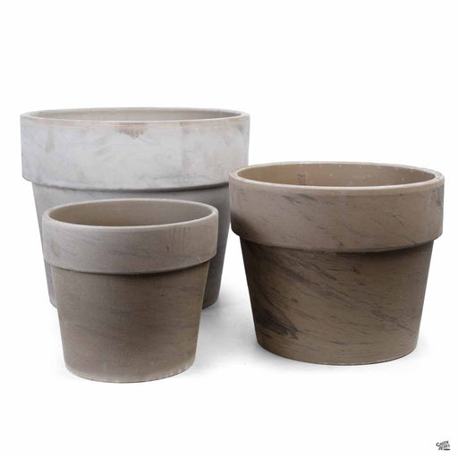 German Basalt Clay Calima Pots