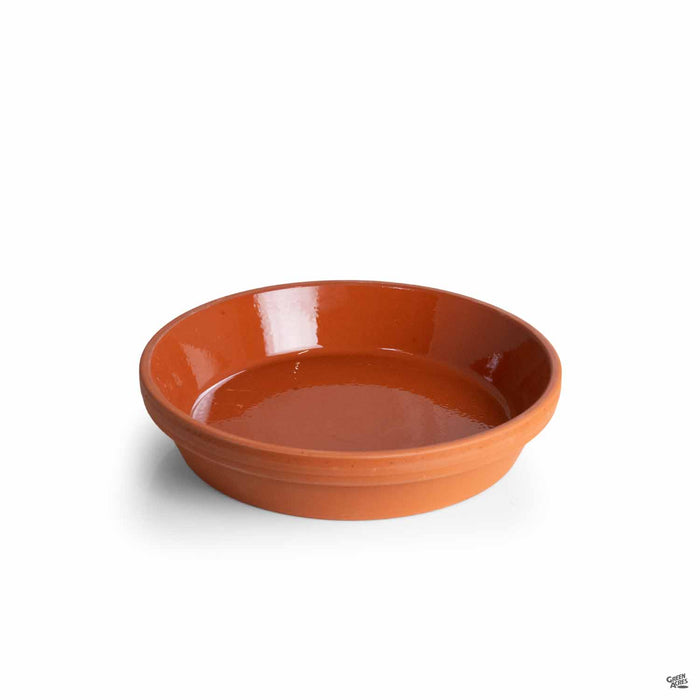 Terracotta German Clay Saucer 10.25 inch