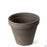 Chocolate Marbled German Clay Standard Pot 6 inch