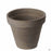 Chocolate Marbled German Clay Standard Pot 7.75 inch