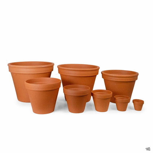 German Standard Clay Pot Terracotta