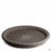 Chocolate Marbled German Clay Saucer 14.25 inch