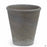 German Rose Basalt Clay Pot 7 inch