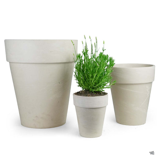 Granite German Clay Tall Standard Pot Assortment of Sizes