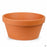 German Bulb Pan Terracotta large
