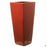 Medium Slim Square Pottery Red
