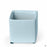 Cube Cache Pot 2.5 inch Light Blue