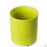 Cylinder Cache Pot 3 inch Lime Green