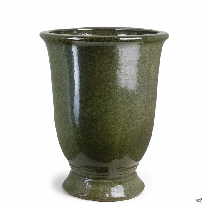 Flamenco Urn Planter Large Green