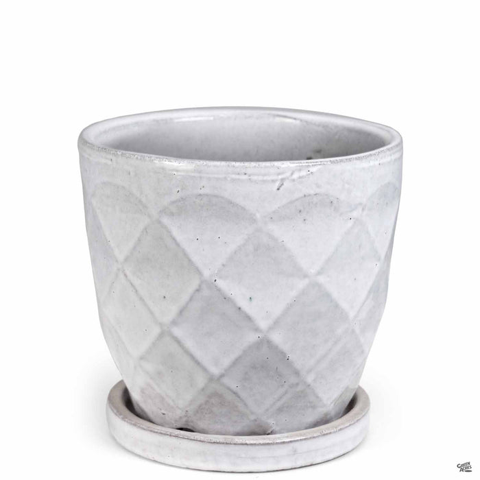 Lattice Pottery Small